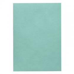 1001 Pkg 5 Karten A4 smaragdgrün